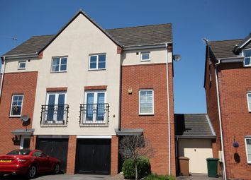 Thumbnail 3 bedroom semi-detached house to rent in Welland Road, Hilton, Derbyshire