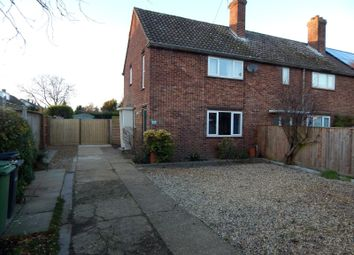 Thumbnail 2 bed end terrace house to rent in Folwell Road, Off Easthills Road, Norwich