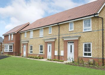 "Thumbnail 3 bed terraced house for sale in ""Finchley"" at Wetherby Road, Boroughbridge, York"