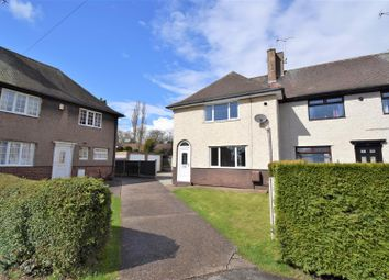 Thumbnail 3 bed end terrace house for sale in Fourth Avenue, Edwinstowe, Mansfield
