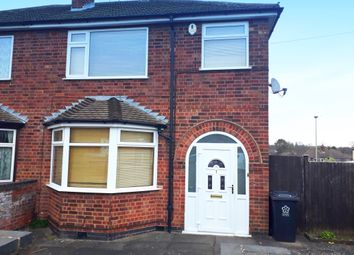 3 bed semi-detached house to rent in Oakdene Road, Knighton, Leicester LE2