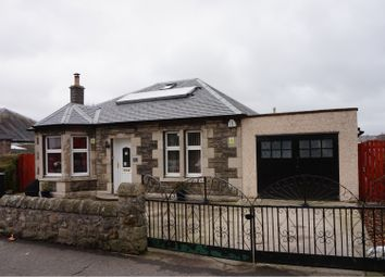 Thumbnail 3 bed detached bungalow for sale in Aberdour Road, Dunfermline