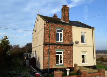 Thumbnail 3 bed cottage for sale in Barton Road, Elsham, Brigg