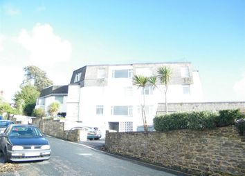 Thumbnail 2 bedroom flat to rent in Cliff Road, Falmouth