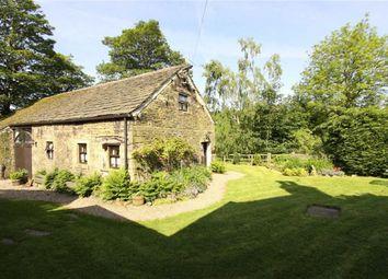 Thumbnail 2 bedroom terraced house to rent in Mytholmbridge Studio Cottage, Luke Lane, Thongsbridge, Thongsbridge Holmfirth