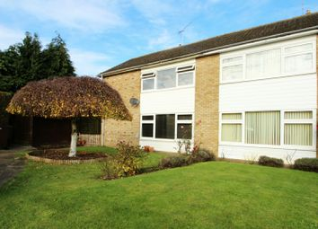 Thumbnail 3 bed semi-detached house for sale in Pilgrim Close, St Albans, Hertfordshire