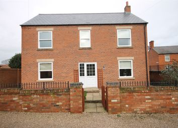 Thumbnail 4 bed detached house for sale in Main Street, Balderton, Newark, Nottinghamshire.
