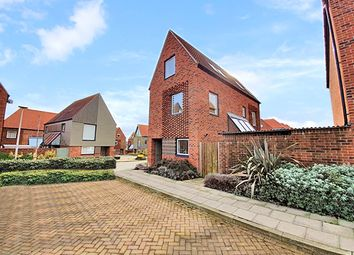 Thumbnail 3 bed detached house for sale in Elliotts Way, Horsted Park, Chatham