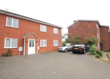 Thumbnail 2 bed flat for sale in Lilian Close, Hellesdon, Norwich