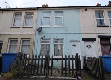 Thumbnail 3 bed terraced house for sale in Kingston Road, Ipswich