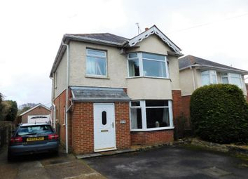 Thumbnail 3 bedroom detached house for sale in Blandford Road, Hamworthy, Poole