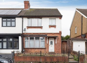 Thumbnail 3 bed semi-detached house for sale in Carlton Crescent, Luton