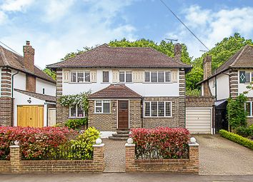 Thumbnail 4 bed property for sale in Hillcrest Gardens, Esher