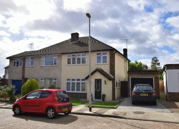 Thumbnail 3 bed semi-detached house for sale in Grenville Close, Surbiton