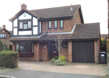 Thumbnail 3 bed detached house for sale in Mastin Avnue, Clowne, Chesterfield