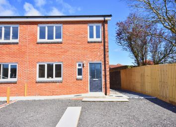 Thumbnail 3 bed semi-detached house for sale in Gendros Crescent, Gendros, Swansea