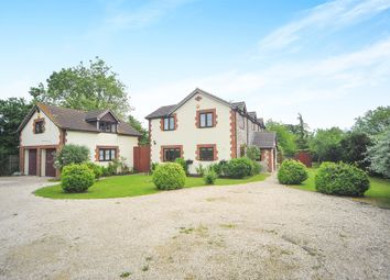 Thumbnail 4 bed detached house for sale in Swallets Gate Farm, Dauntsey Lock, Chippenham