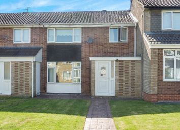 Thumbnail 3 bedroom terraced house for sale in Cresswell Walk, Corby