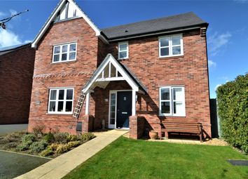 Telford Avenue, Ellesmere SY12. 5 bed detached house for sale