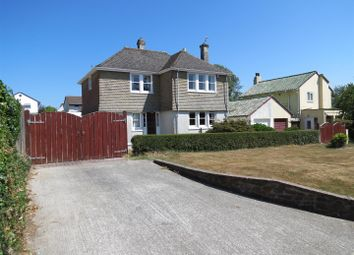 Thumbnail 3 bed detached house for sale in Beach Road, Carlyon Bay, St. Austell