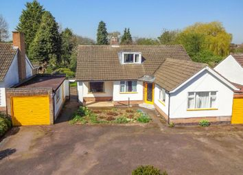 Thumbnail 3 bed bungalow for sale in Station Road, Thurnby, Leicester