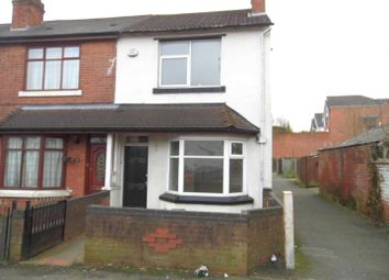 Thumbnail 2 bedroom end terrace house for sale in Taylor Road, Kings Heath, Birmingham