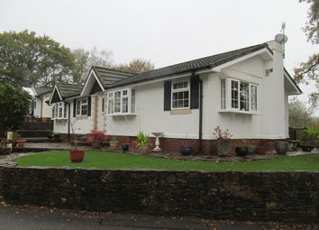 Thumbnail 1 bedroom mobile/park home for sale in Green Hedges Park, Neath Road, Bryncoch, Nr Neath, West Glamorgan