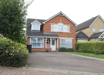 Thumbnail 5 bed detached house for sale in Vancouver Close, Orpington, Kent