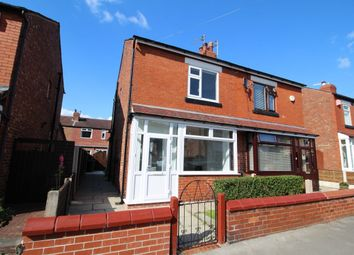 Thumbnail 2 bed terraced house to rent in Shaftesbury Road, Stockport