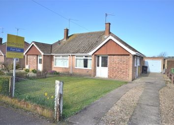 Thumbnail 2 bed semi-detached bungalow for sale in Suffield Way, King's Lynn