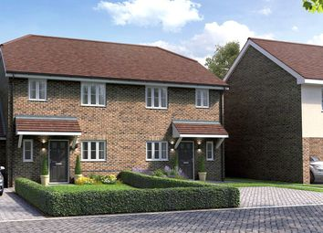 Thumbnail 3 bed semi-detached house for sale in Oaklands, Ongar Road, Dunmow, Essex