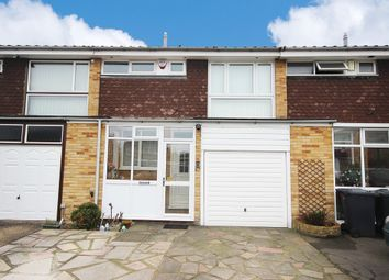 Thumbnail 3 bed terraced house for sale in Canterbury Close, Dartford