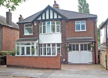 Thumbnail 5 bed detached house for sale in Oakleigh Avenue, Mapperley, Nottingham