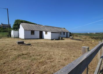 Thumbnail Land for sale in Liskey Hill, Perranporth