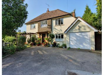 Thumbnail 3 bed detached house for sale in Roncombe Lane, Sidbury, Sidmouth