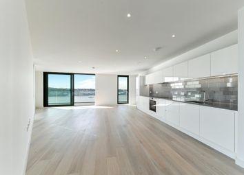 Summerston House, Royal Wharf, London E16. 3 bed flat