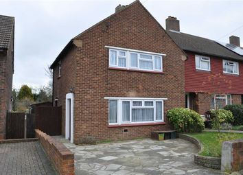 Thumbnail 3 bed end terrace house to rent in Foxbury Drive, Chelsfield, Orpington