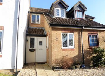 Thumbnail 1 bed terraced house for sale in Jersey Park, Shaw, Swindon