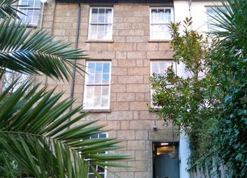 Thumbnail 5 bed town house for sale in Morrab Place, Penzance