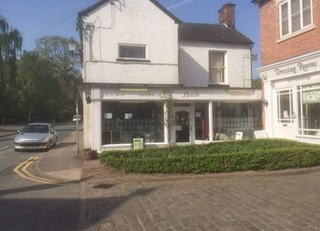 Thumbnail Retail premises for sale in Audlem CW3, UK