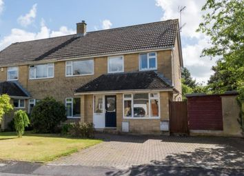 Thumbnail 4 bed semi-detached house for sale in Northfield, Winsley, Bradford-On-Avon