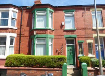 Thumbnail 4 bed terraced house for sale in Rice Hey Road, Wallasey