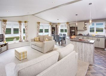 Thumbnail 3 bed lodge for sale in Ladram Bay, Otterton, Budleigh Salterton