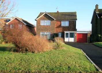 Thumbnail 4 bed detached house for sale in Prospect Way, Brabourne Lees
