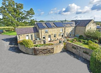 Thumbnail 3 bed barn conversion for sale in Clapham Green, High Birstwith, Harrogate