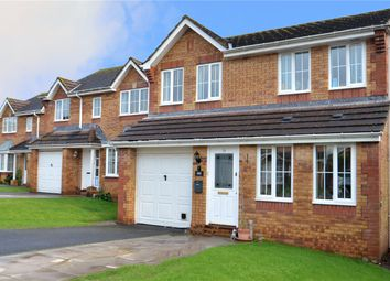 Thumbnail 4 bed detached house for sale in Linnet Dene, Cullompton, Devon