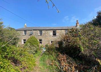Thumbnail 4 bed detached house for sale in Bosworlas, St. Just, Penzance