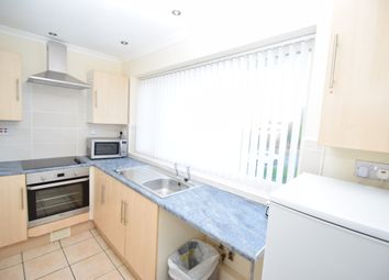 Thumbnail 1 bed flat for sale in Woodhorn Drive, Choppington