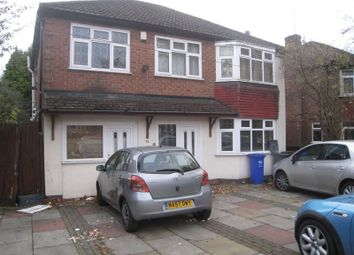 Thumbnail 3 bedroom detached house for sale in Wilbraham Road, Fallowfield, Manchester