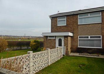 Thumbnail 3 bed end terrace house to rent in Ashton Drive, Frodsham